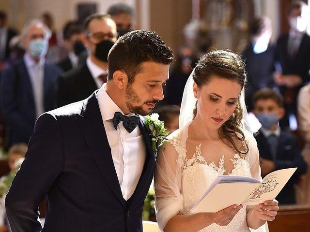 Il matrimonio di Maristella e Simone a Tregnago, Verona 8