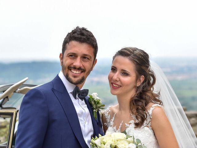 Il matrimonio di Maristella e Simone a Tregnago, Verona 13