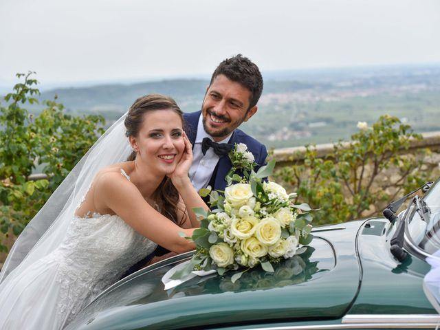 Il matrimonio di Maristella e Simone a Tregnago, Verona 15
