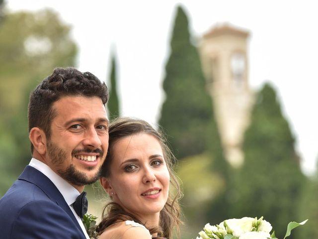 Il matrimonio di Maristella e Simone a Tregnago, Verona 16