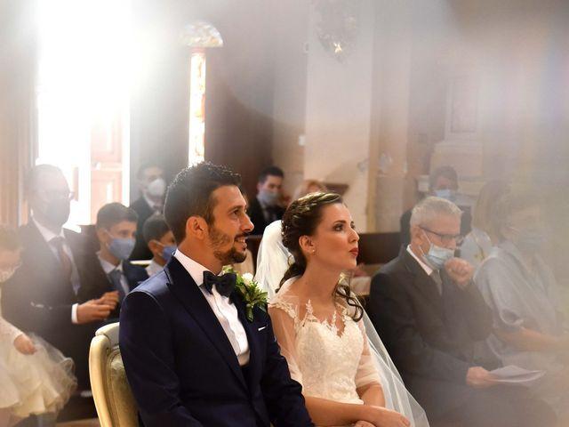 Il matrimonio di Maristella e Simone a Tregnago, Verona 31