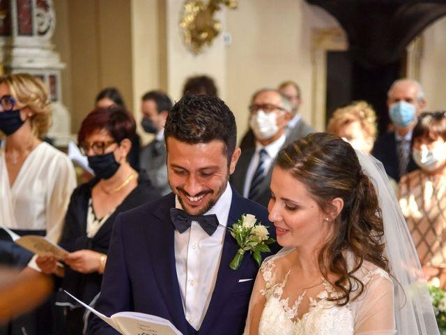 Il matrimonio di Maristella e Simone a Tregnago, Verona 33
