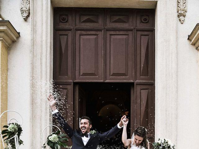Il matrimonio di Maristella e Simone a Tregnago, Verona 34