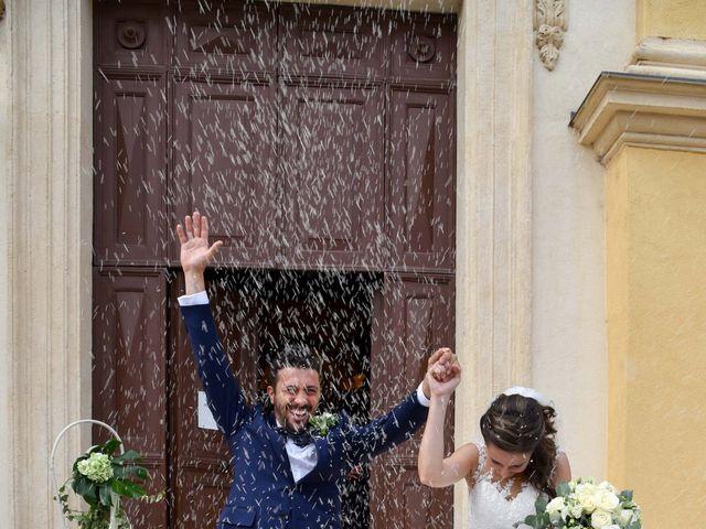 Il matrimonio di Maristella e Simone a Tregnago, Verona 35