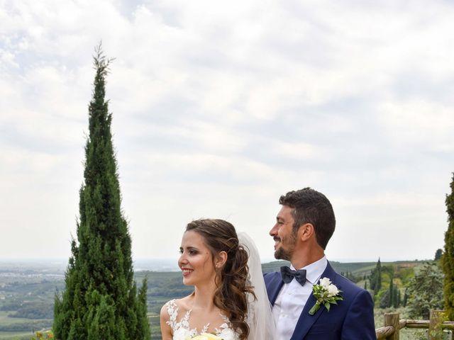 Il matrimonio di Maristella e Simone a Tregnago, Verona 36