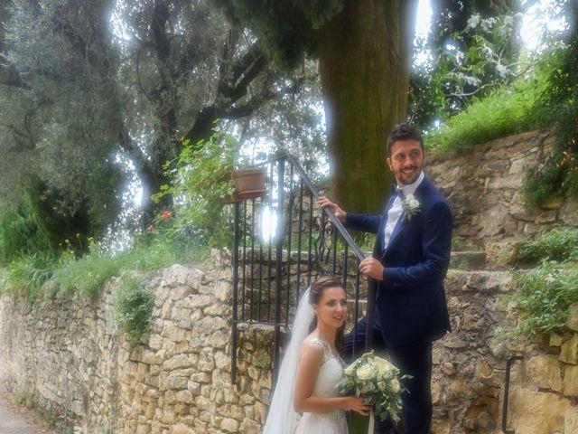 Il matrimonio di Maristella e Simone a Tregnago, Verona 37