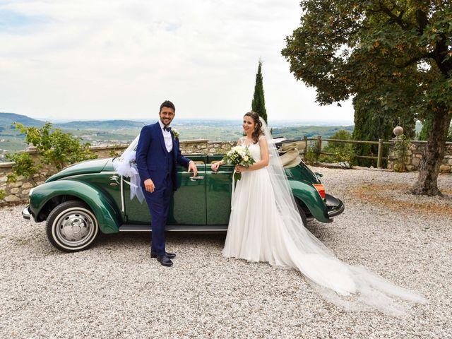 Il matrimonio di Maristella e Simone a Tregnago, Verona 38