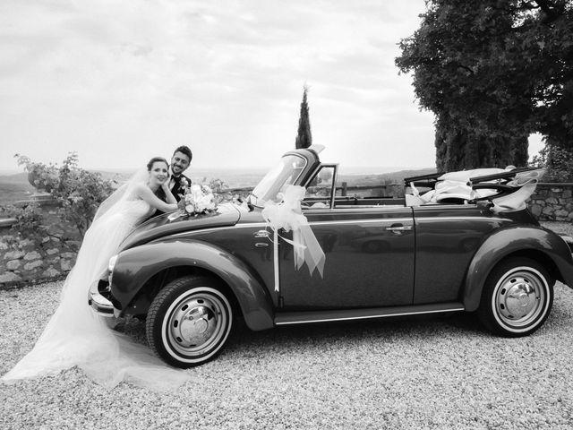 Il matrimonio di Maristella e Simone a Tregnago, Verona 39