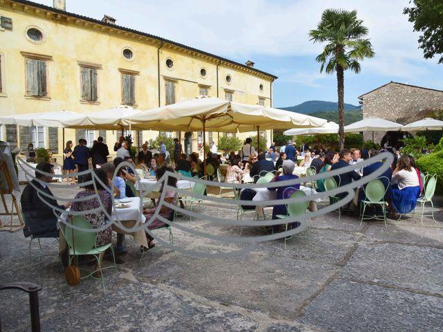 Il matrimonio di Maristella e Simone a Tregnago, Verona 40