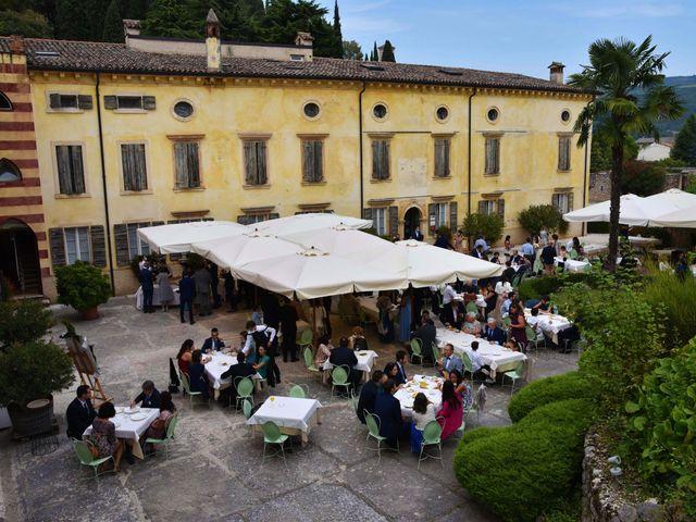 Il matrimonio di Maristella e Simone a Tregnago, Verona 43
