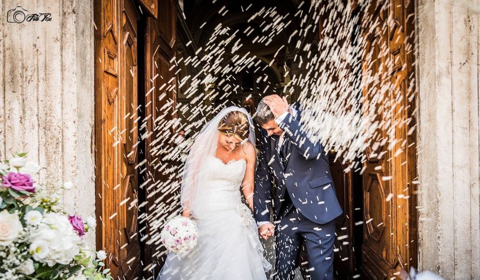 Il matrimonio di Manuela e Giuseppe a Cassino, Frosinone