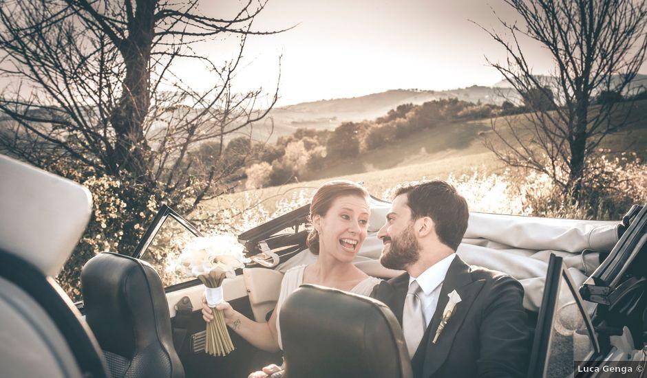 Il matrimonio di Marco e Noemi a Pesaro, Pesaro - Urbino