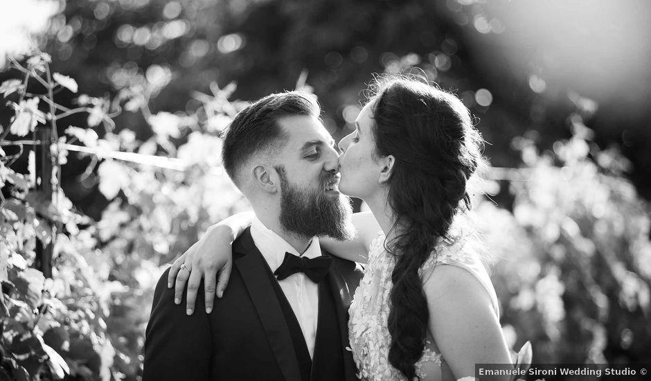 Il matrimonio di Alex e Marianna a Gussago, Brescia