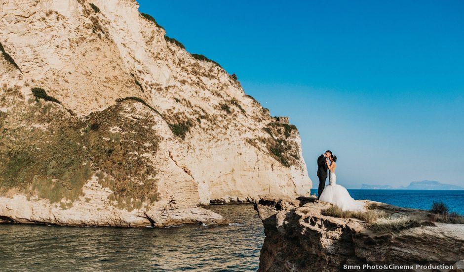 Il matrimonio di Stephen e Carmela a Bacoli, Napoli