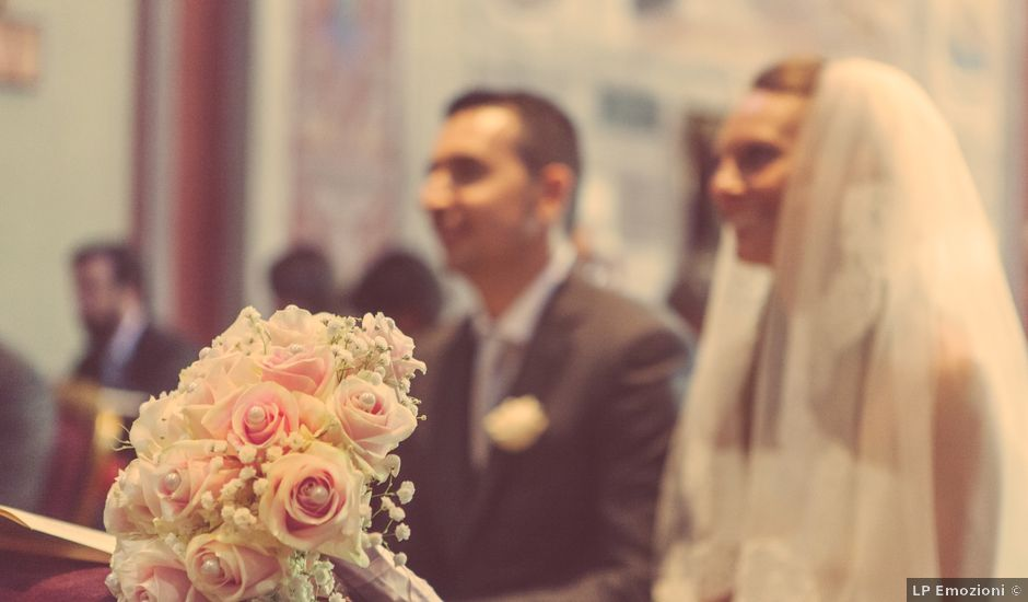 Il matrimonio di Saul e Serena a Seregno, Monza e Brianza