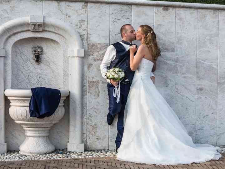 le nozze di Katiuscia e Paolo
