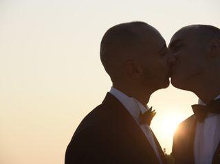 Le nozze di Carlo e Michele