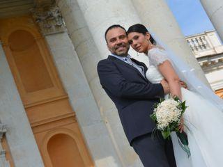 Le nozze di Salvatore e Stefania