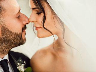 Le nozze di Irene e Enzo
