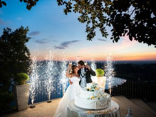 Le nozze di Francesco e Giulia