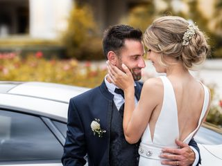 Le nozze di Michele e Fabrizia