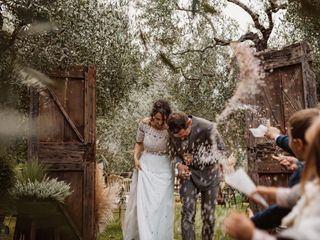Le nozze di Angela e Davide