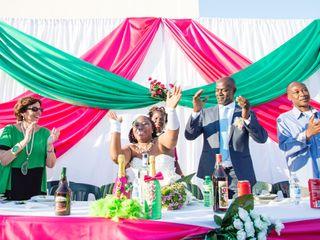 Le nozze di Asmin e Joseph