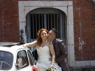 Le nozze di Pamela  e Donato 1