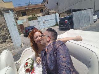 Le nozze di Pamela  e Donato