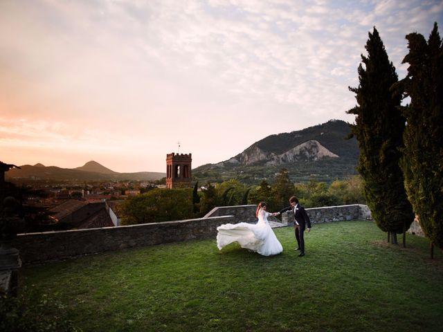 le nozze di Raffaella e Stefano