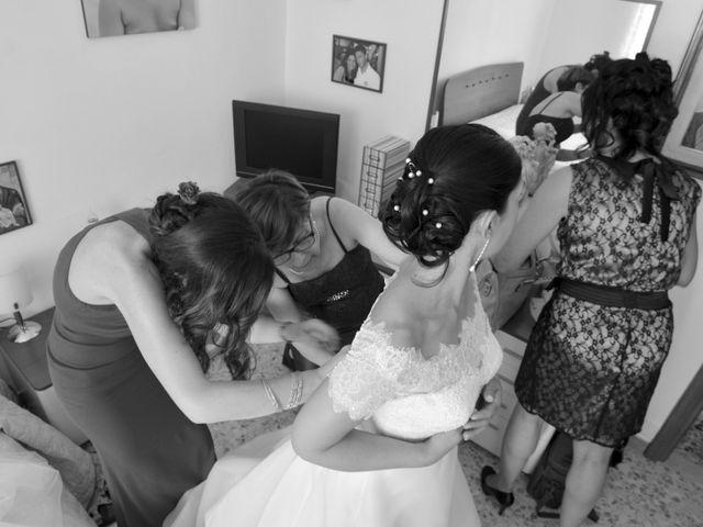 Il matrimonio di Stefania e Salvatore a San Francesco al Campo, Torino 5