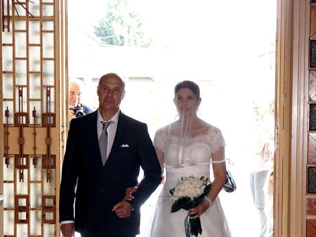 Il matrimonio di Stefania e Salvatore a San Francesco al Campo, Torino 7
