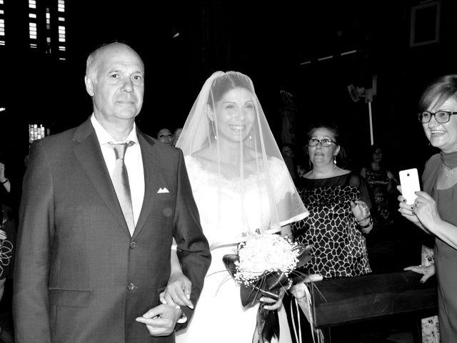 Il matrimonio di Stefania e Salvatore a San Francesco al Campo, Torino 8