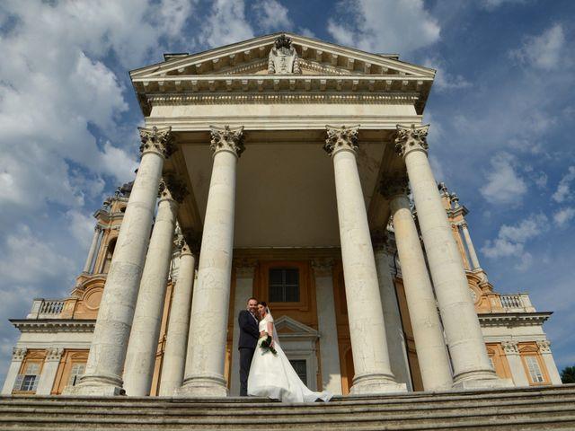 Il matrimonio di Stefania e Salvatore a San Francesco al Campo, Torino 12