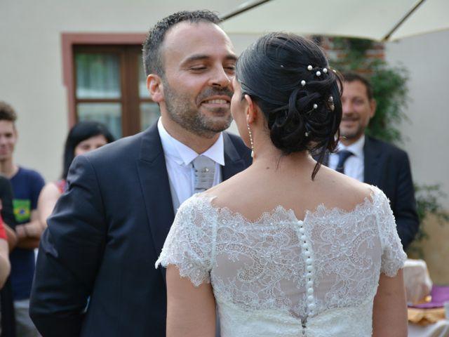 Il matrimonio di Stefania e Salvatore a San Francesco al Campo, Torino 21