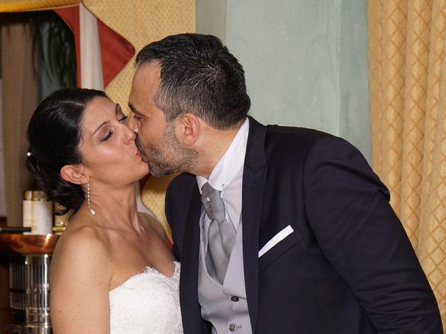 Il matrimonio di Stefania e Salvatore a San Francesco al Campo, Torino 25