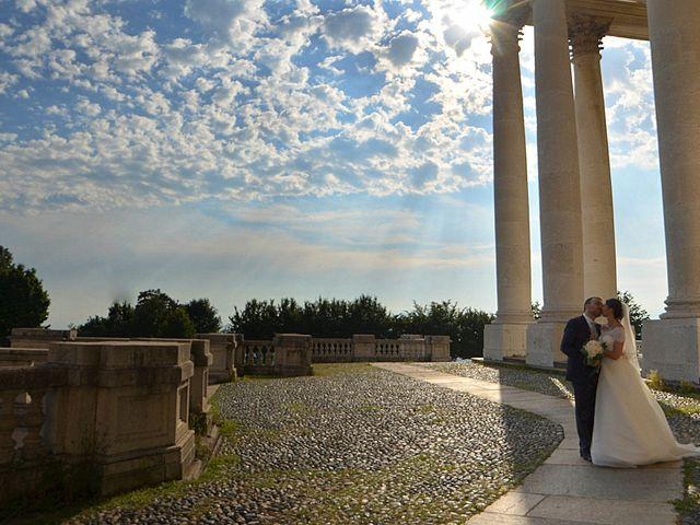 Il matrimonio di Stefania e Salvatore a San Francesco al Campo, Torino 16
