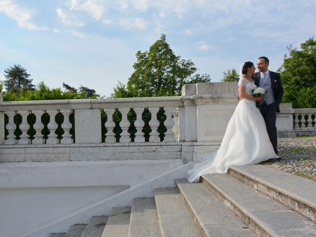 Il matrimonio di Stefania e Salvatore a San Francesco al Campo, Torino 18
