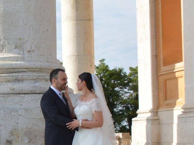 Il matrimonio di Stefania e Salvatore a San Francesco al Campo, Torino 17
