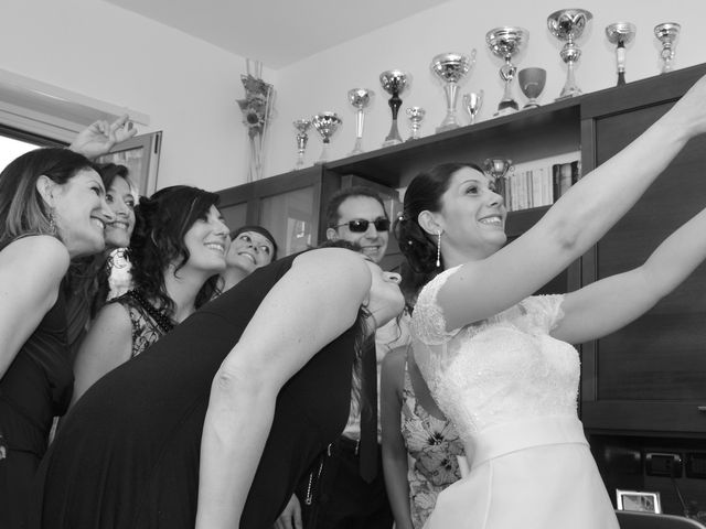 Il matrimonio di Stefania e Salvatore a San Francesco al Campo, Torino 6