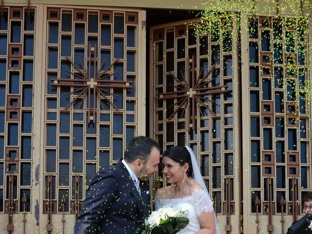Il matrimonio di Stefania e Salvatore a San Francesco al Campo, Torino 10