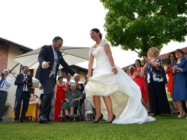 Il matrimonio di Stefania e Salvatore a San Francesco al Campo, Torino 20