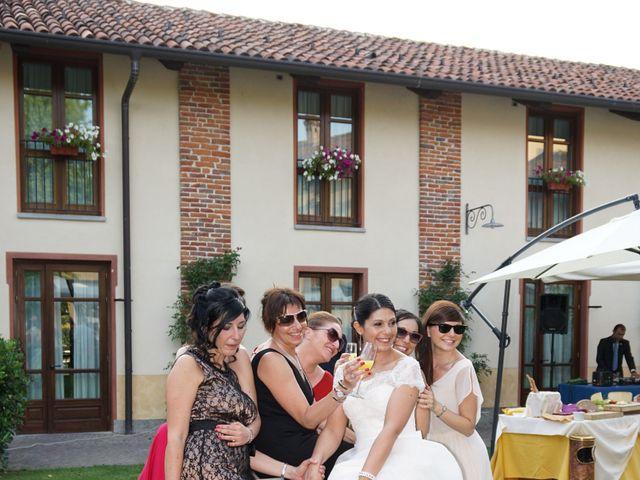 Il matrimonio di Stefania e Salvatore a San Francesco al Campo, Torino 23
