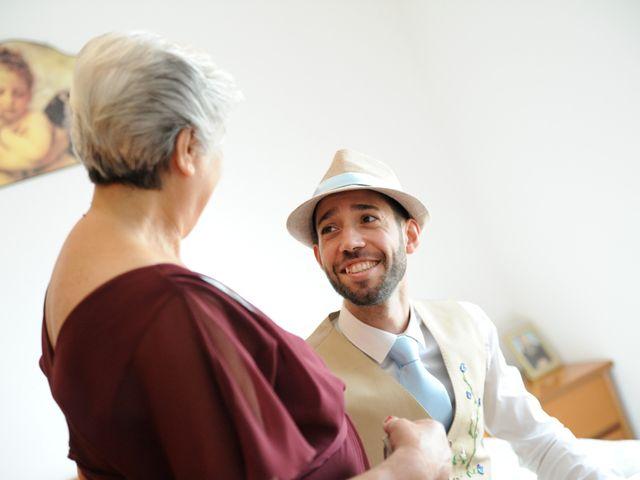 Il matrimonio di Stefano e Margherita a Uras, Oristano 5