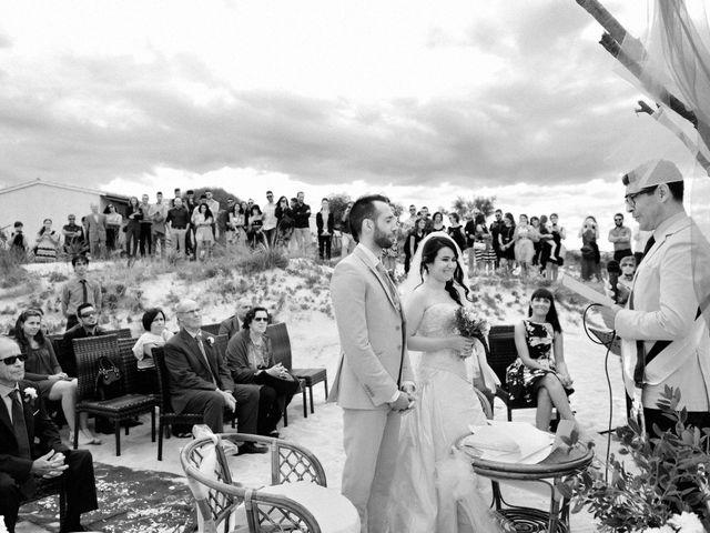 Il matrimonio di Stefano e Margherita a Uras, Oristano 28