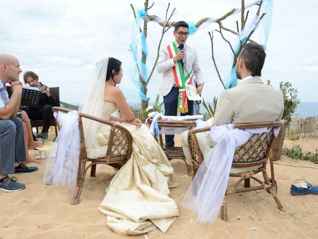 Il matrimonio di Stefano e Margherita a Uras, Oristano 32