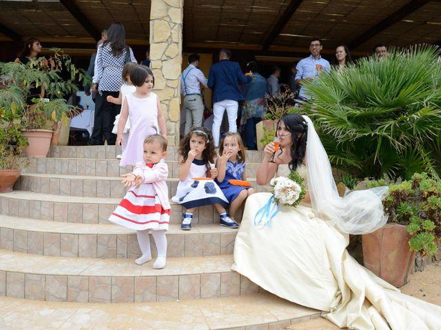 Il matrimonio di Stefano e Margherita a Uras, Oristano 39