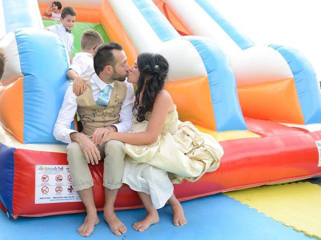 Il matrimonio di Stefano e Margherita a Uras, Oristano 53