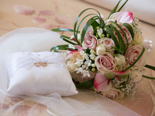 Il matrimonio di Andrea e Licia a Fiumicello, Udine 4