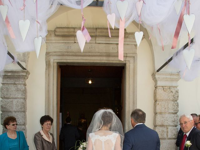 Il matrimonio di Andrea e Licia a Fiumicello, Udine 8